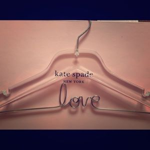 Kate Spade Wedding Dress Hanger